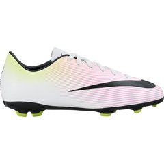Nike Jr. Mercurial Victory V (Fg) White/Volt/Total Orange/Black