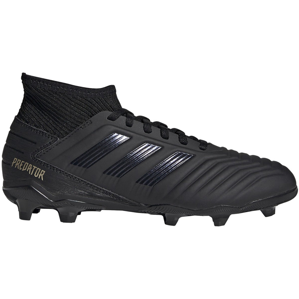 Adidas Predator 19.3 FG Junior Black/Gold