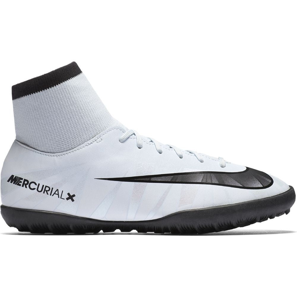 Nike Jr MercurialX Victory VI CR7 DF TF White/Black