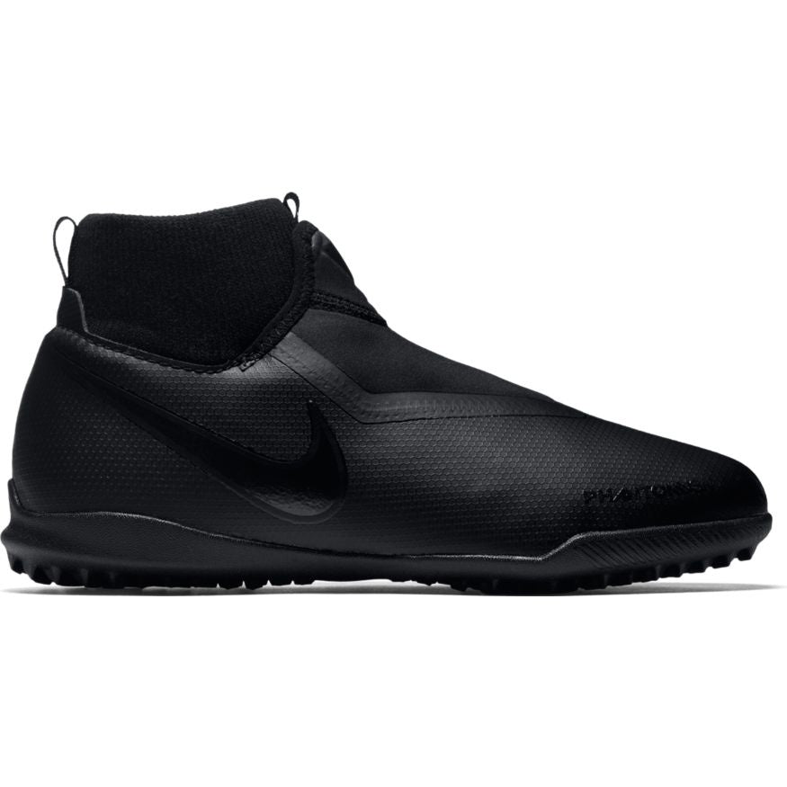 Nike Jr Phantom VSN Academy DF TF Black