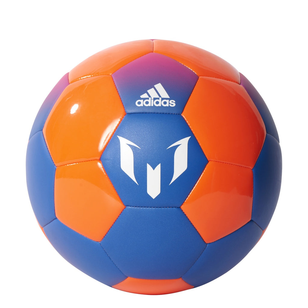 Adidas Ball Messi Q2 Blue/Orange