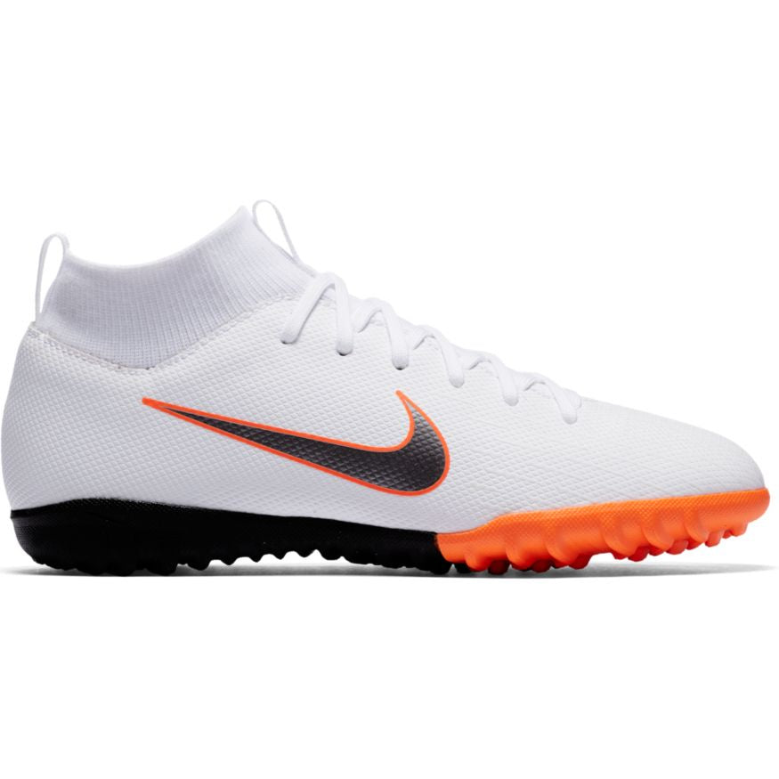 Nike Jr. SuperflyX 6 Academy TF White