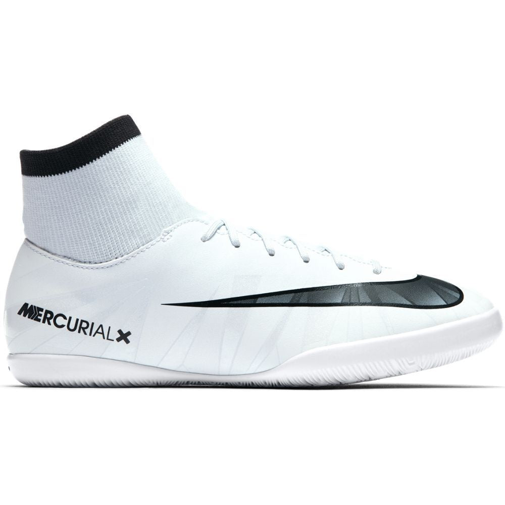 Men's Nike MercurialX Victory VI CR7 Dynamic Fit (IC) Indoor/Court Football Boot White
