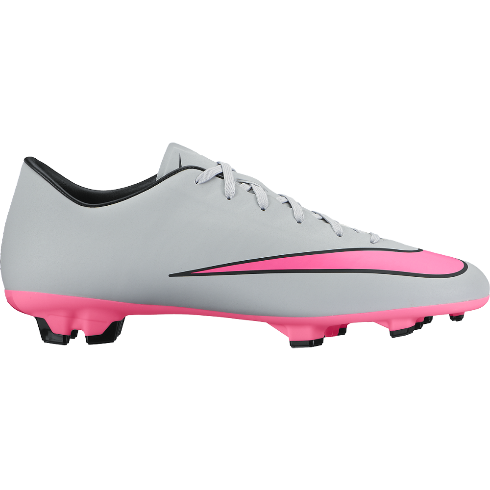 Mercurial Victory V Fg Wolf Grey Black  Hyper Pink – Sport Zone d3159bac5
