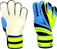 Vizari Gk Gloves Avio Finger Protectio Green/Blue
