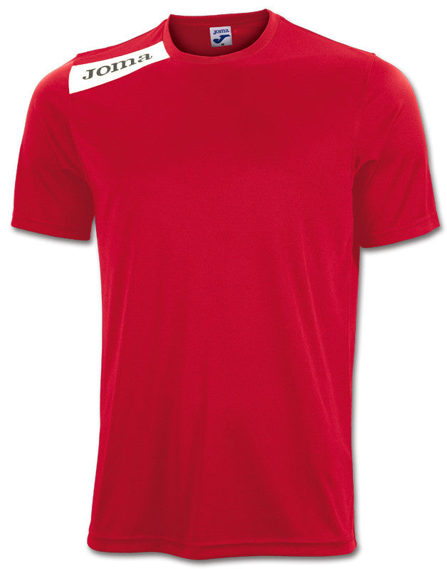 Joma T-Shirt Victory Red S/S