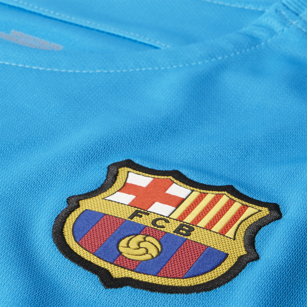 Fc Barcelona Stadium Decept Lt Current Blue/Black//Black