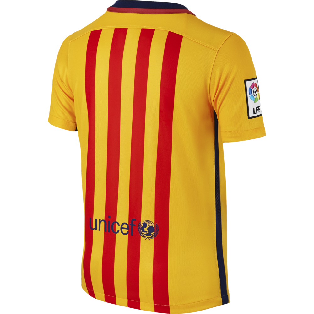 Jr Fc Barcelona Away Stadium 740