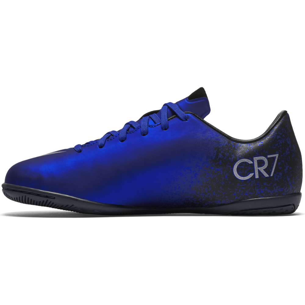 Nike Jr. Mercurial Victory V Cr Ic Deep Royal Blue/Racer Blue/Black/Metallic Silver