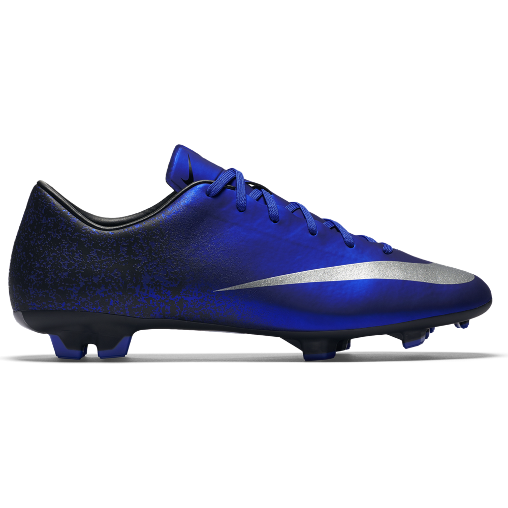 Nike Mercurial Victory V Cr Fg Deep Royal Blue/Racer Blue/Black/Metallic Silver