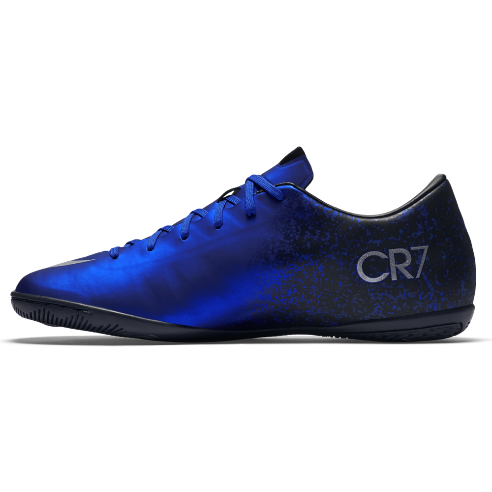 Nike Mercurial Victory V Cr Ic Deep Royal Blue/Racer Blue/Black/Metallic Silver