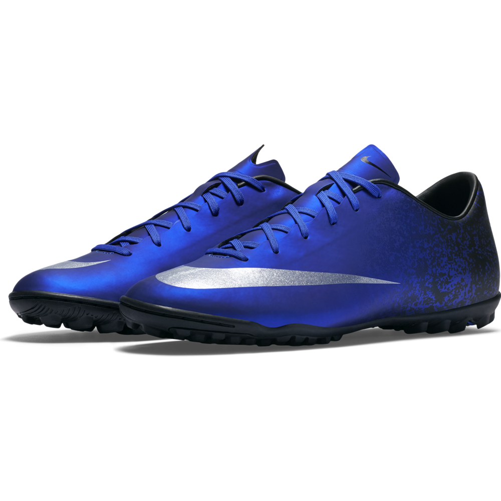 Nike Mercurial Victory V Cr Tf Deep Royal Blue/Racer Blue/Black/Metallic Silver