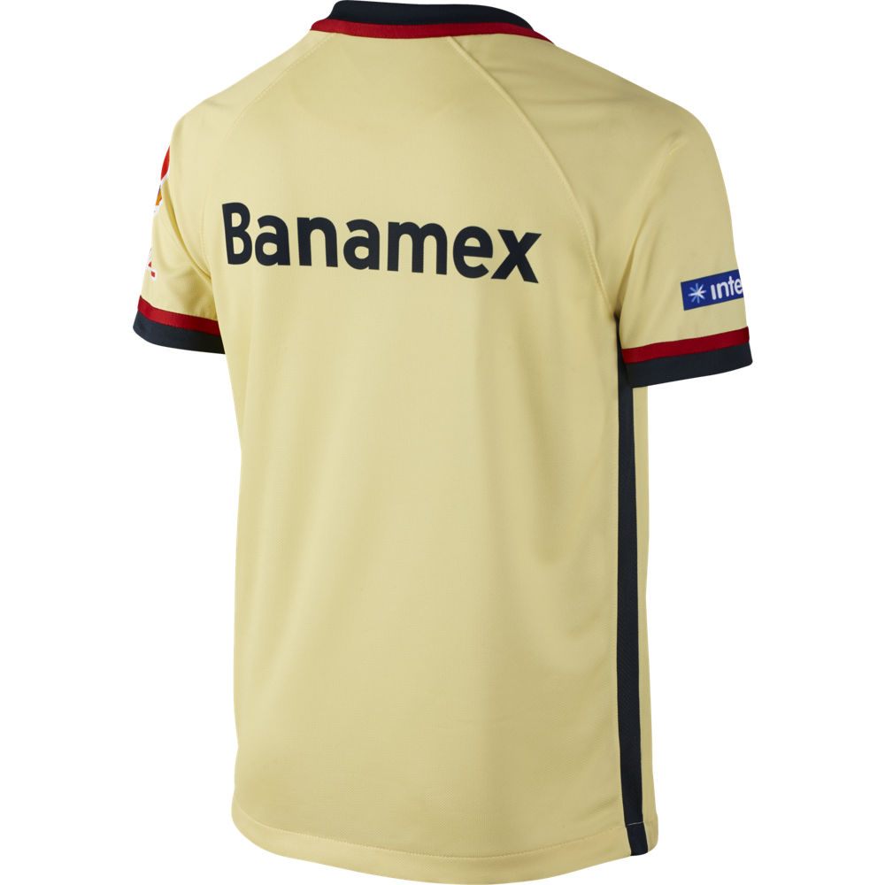 Club America Home Stadium Lemon Chiffon/Armory Navy//Armory Navy
