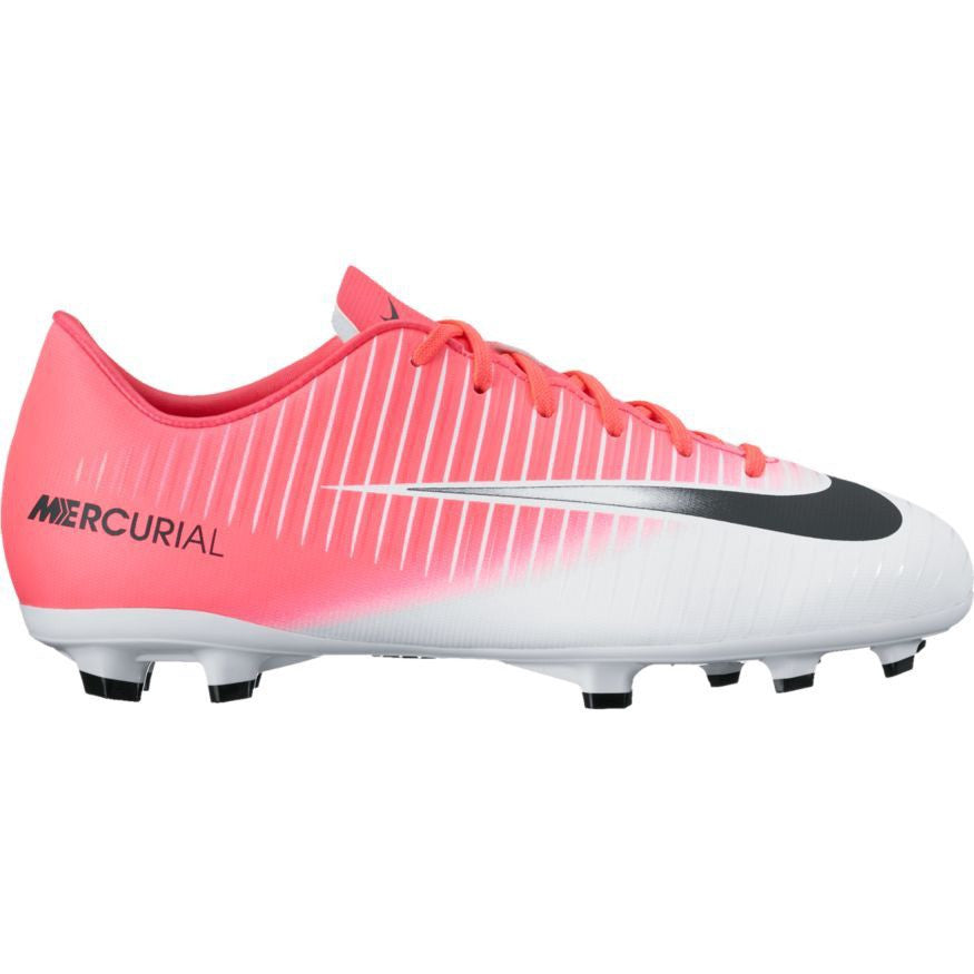 timeless design 325e4 3b637 Nike Jr Mercurial Victory VI FG Pink/Black/White – Sport Zone