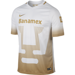 Club Universidad Nacional A.C. Home Stadium Football White/Club Gold//Club Gold