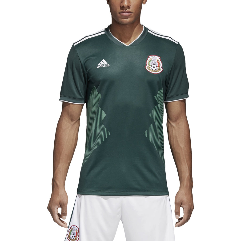 Adidas FMF Home Jersey Adult Green