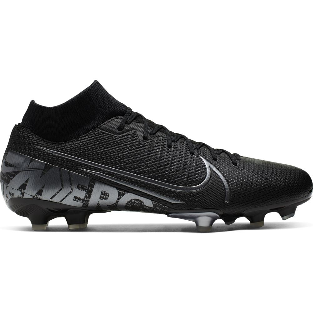 Nike Mercurial Superfly 7 Academy MG Black