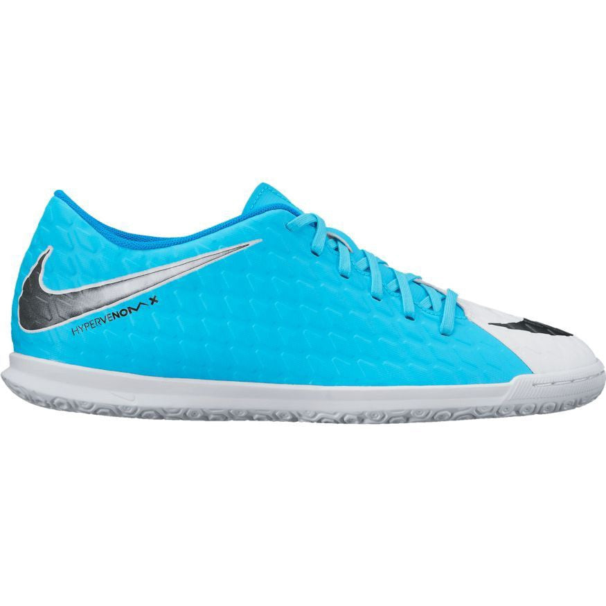 watch 7c850 41c0d Nike HypervenomX Phade III IC Blue