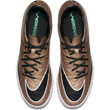Nike Hypervenom Phelon Ii (Ic) Mtlc Red Bronze/Green Glow//Black