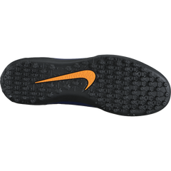 Nike Hypervenomx Pro (Tf) Midnight Navy/Black/Gum Light Brown/Total Orange