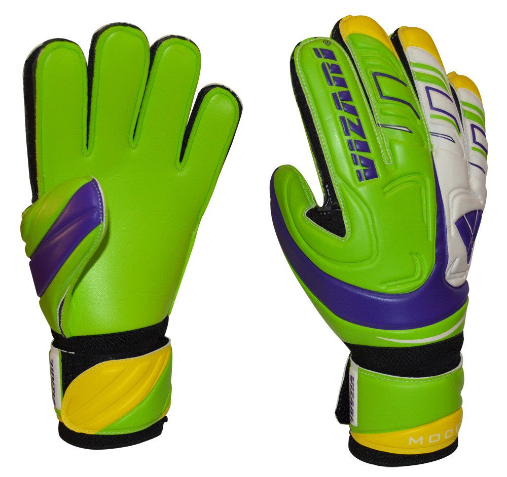 Vizari Modena Club Goalkeeper Gloves Green/Blue