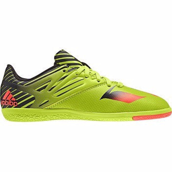 Adidas Messi 15.3 In J Green/Black/Red