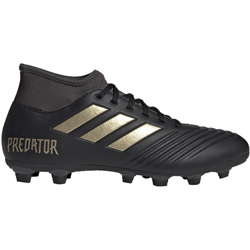 Men's Adidas Predator 19.4 S Fxg Black/Gold