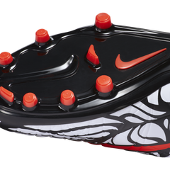 Neymar Hypervenom Phelon Ii (Fg) Firm-Ground Black/White//Bright Crimson