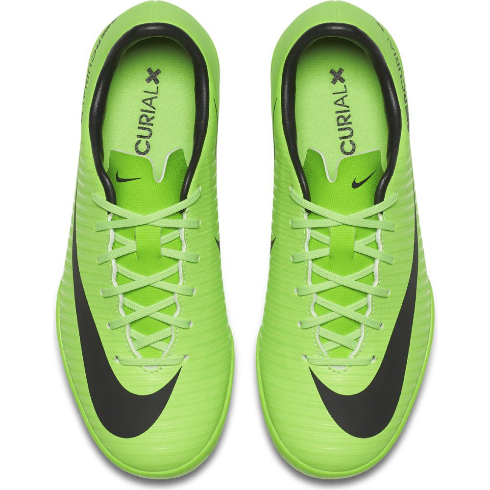 Nike Jr. MercurialX Vapor XI IC Electric/Green/Black