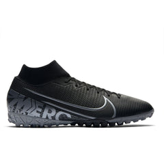 Nike Men's Mercurial Superfly 7 Academy TF Black