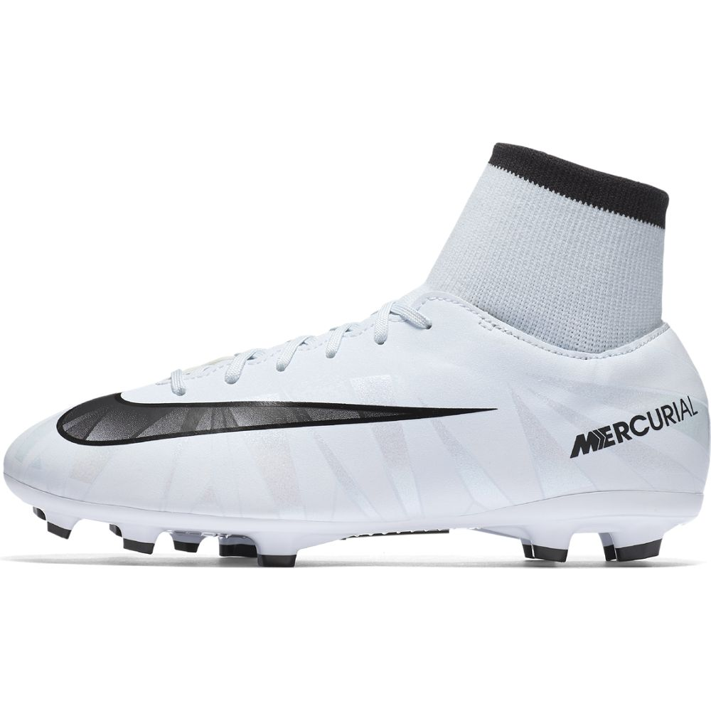 Nike Jr Mercurial Victory VI CR7 DF FG White/Black