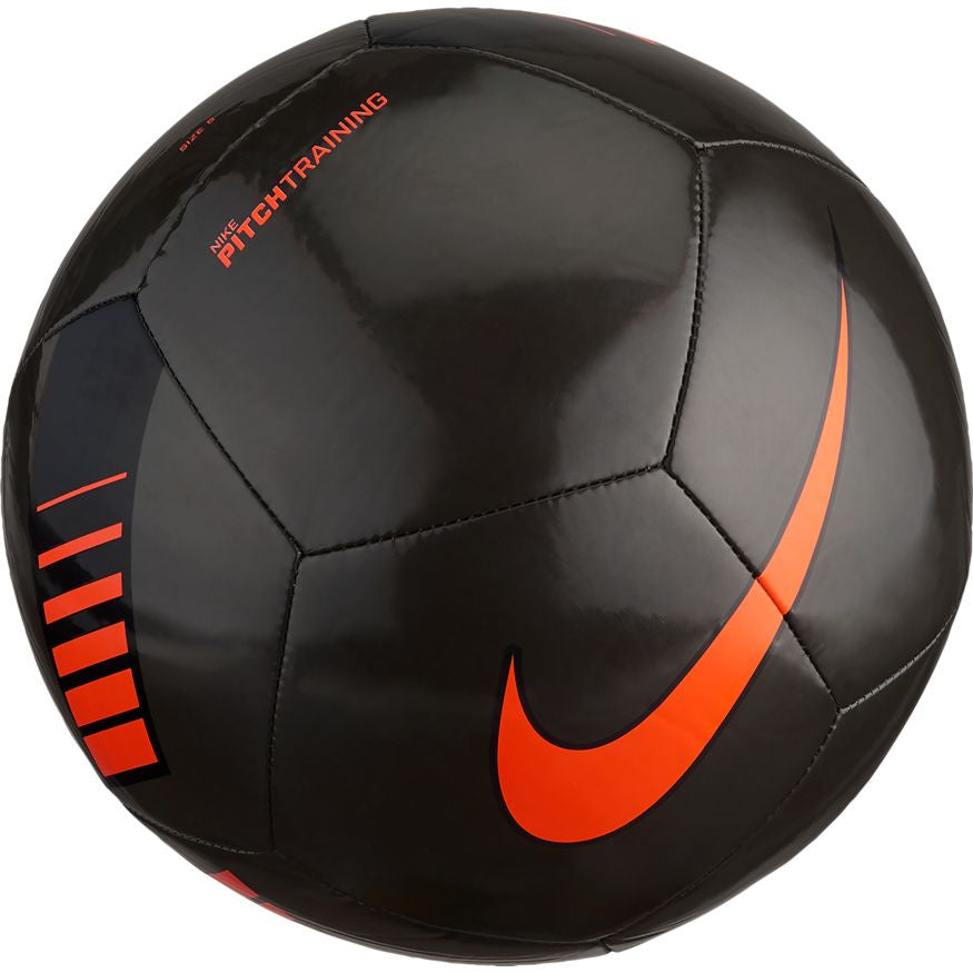 Nike Pitch Training Football Ball Gray