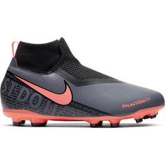 Nike Jr. Phantom Vision Academy Dynamic Fit MG Black