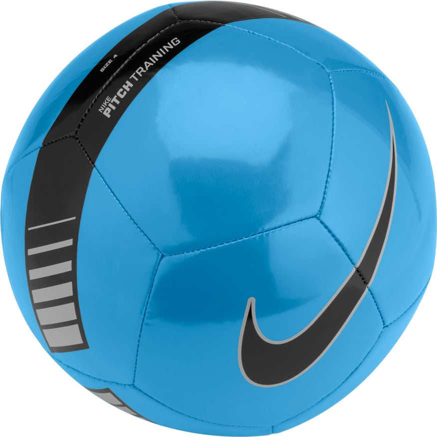 Nike Pitch Training Football Ball Blue