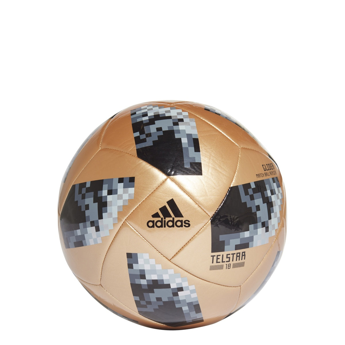 Adidas World Cup Glide Ball Gold/Gray