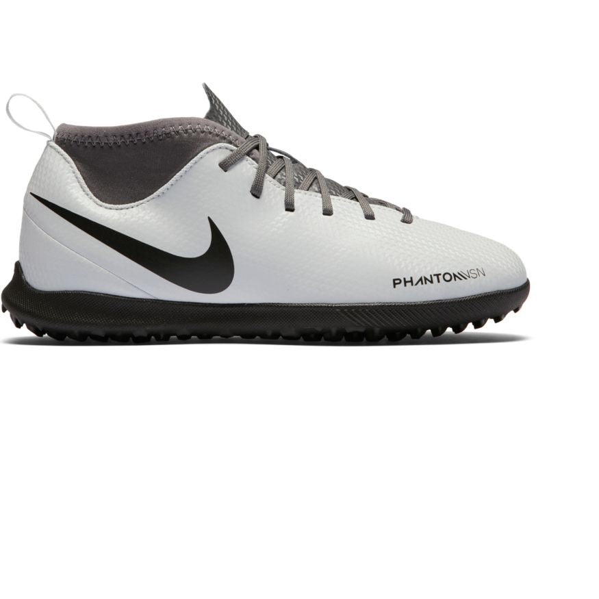 Nike Jr Phantom VSN Club DF TF Platinum