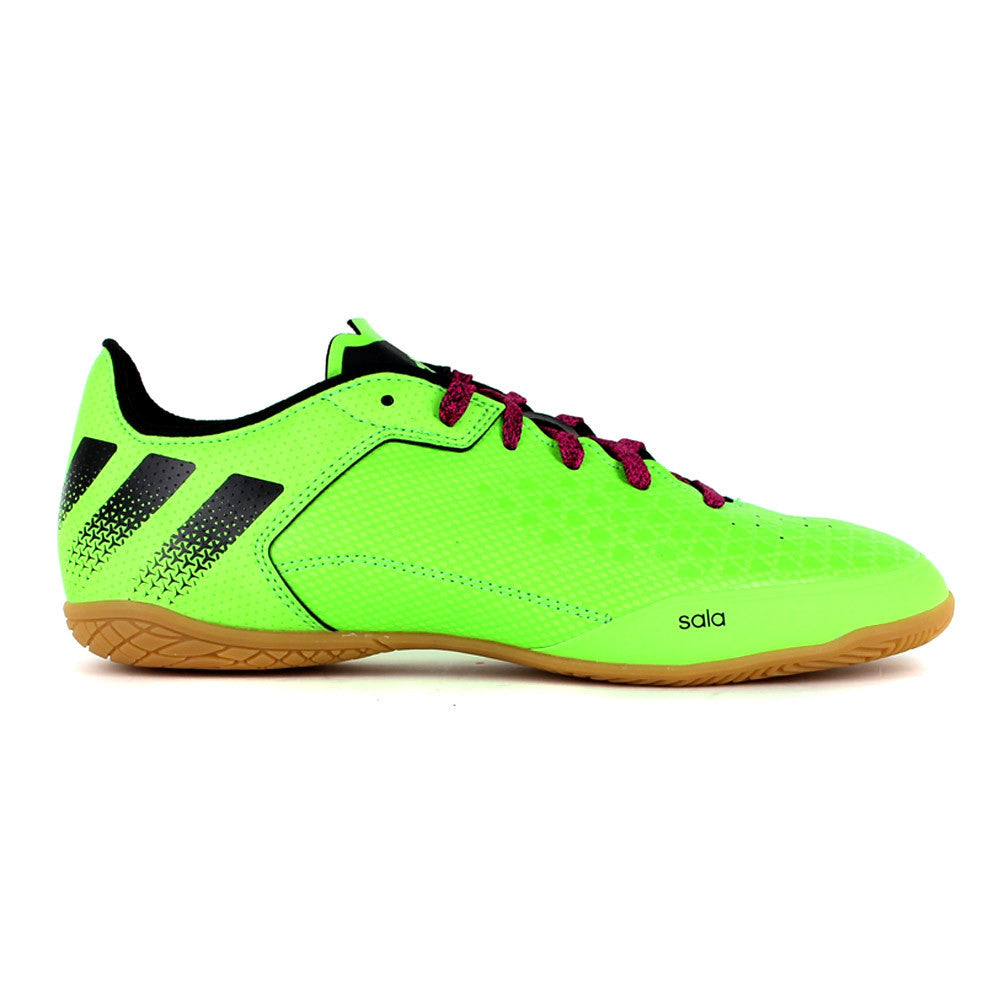 9619a8471 Adidas Ace 16.3 Court Green Black