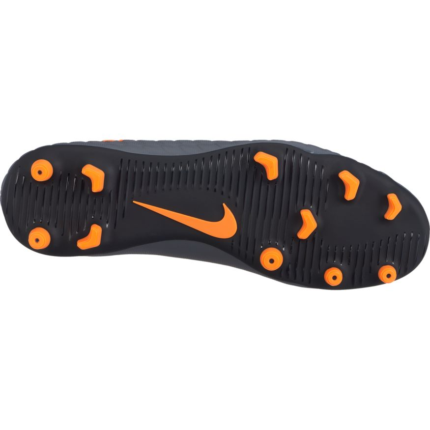 Men's Nike Hypervenom Phantom 3 Club FG Gray/Orange