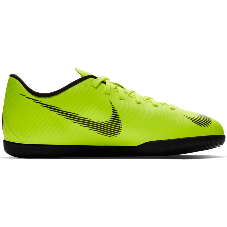 Nike Jr Vapor 12 Club GS IC Volt