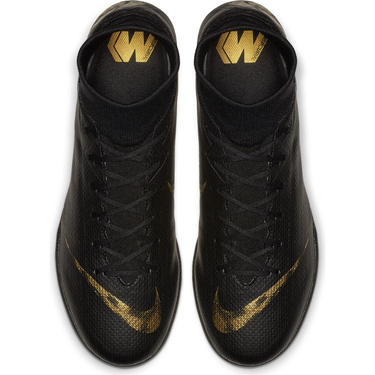 bc0d8f12e1a Nike SuperflyX 6 Academy TF Black Gold – Sport Zone