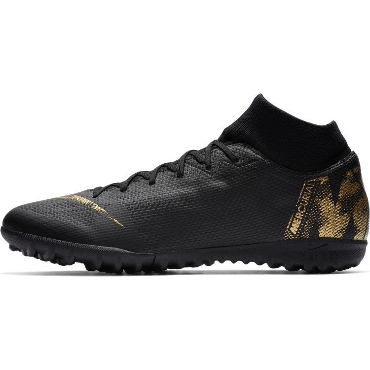 Nike SuperflyX 6 Academy TF Black/Gold