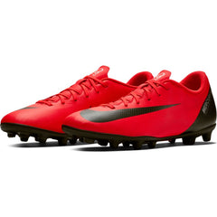 Nike Vapor 12 Club CR7 FG/MG Bright-Crimson