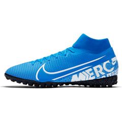 Men's Nike Superfly 7 Academy Turf Blue