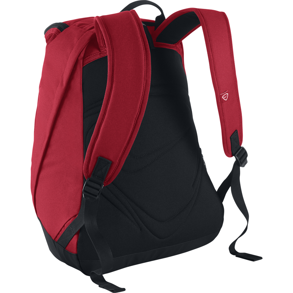 Nike Team Football Backpack Red