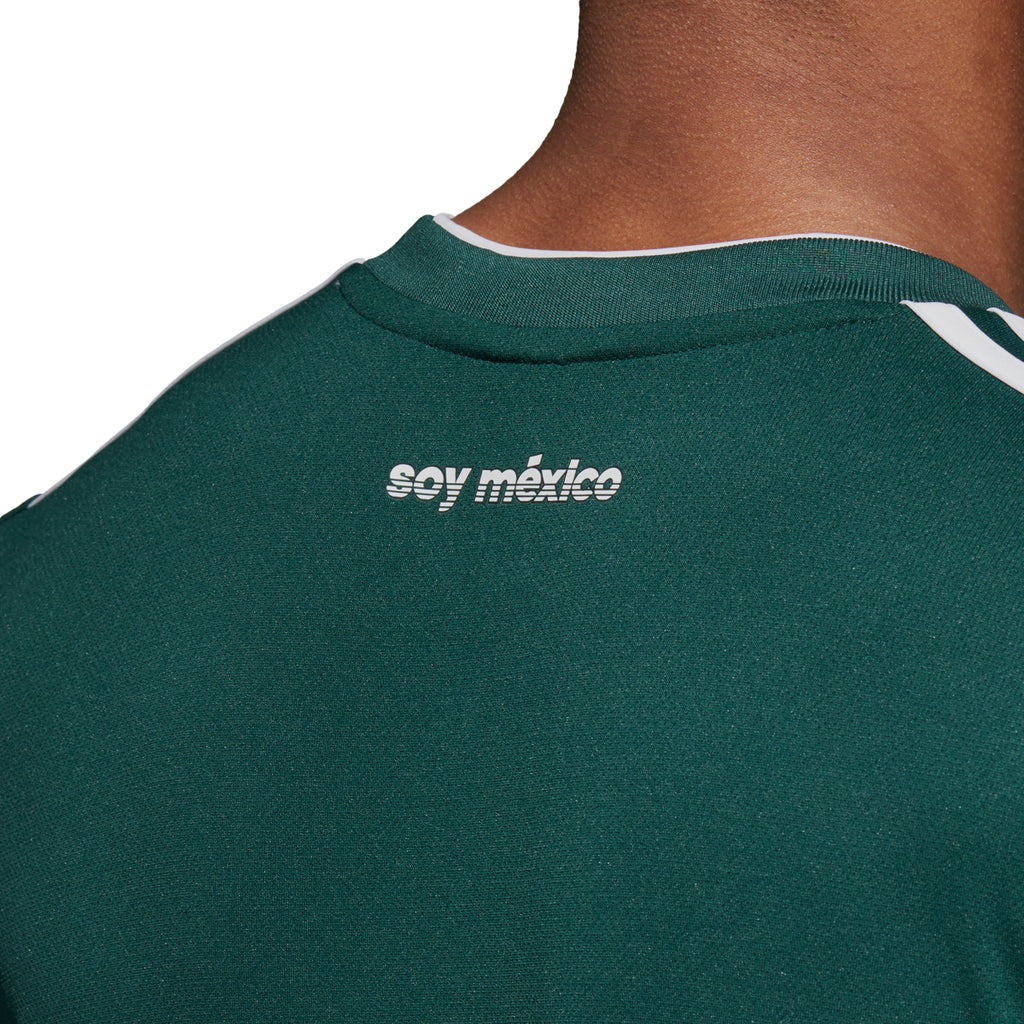 Adidas Mexico Home Jersey Adult Green