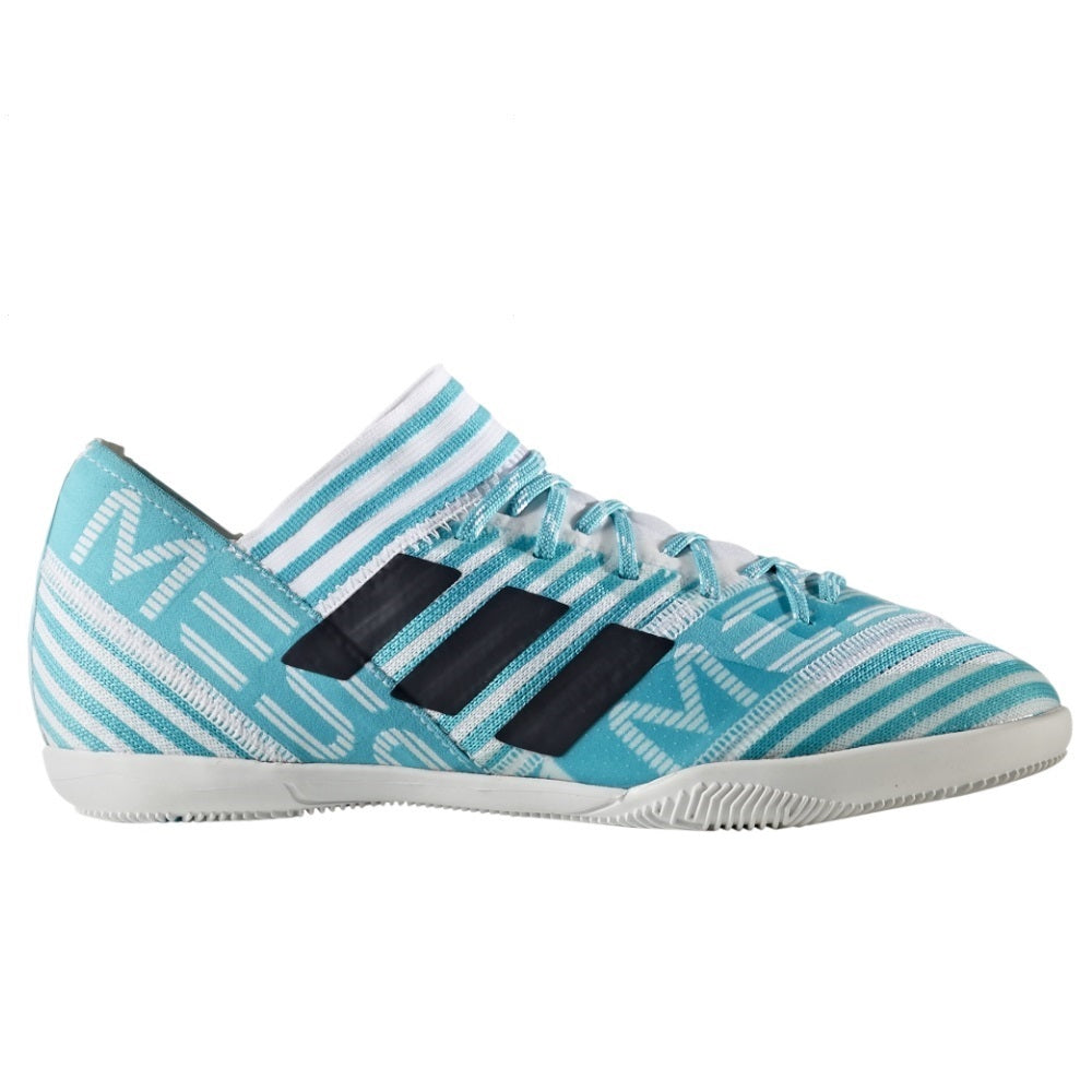 de1675695915 Adidas Nemeziz Messi Tango 17.3 IN Blue White – Sport Zone