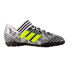 Adidas Nemeziz Tango 17.3 TF White/Yellow/Black