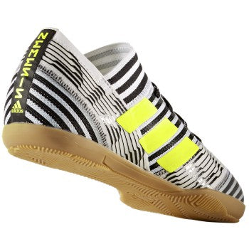 Adidas Nemeziz Tango 17.3 IN White/Yellow/Black