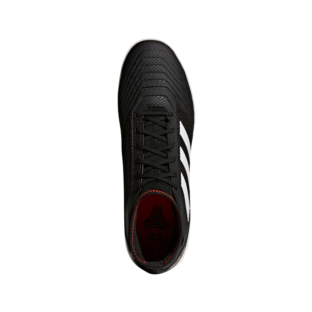 Men's Adidas Predator Tango 18.3 TF Black/White