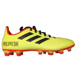 Adidas Predator 18.4 FxG Yellow
